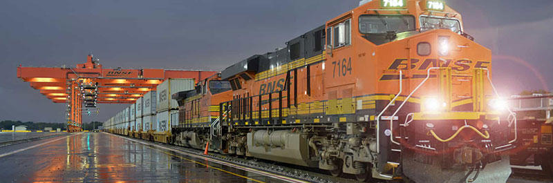 Playbook Logistics Rail Freight